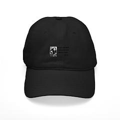 Oscar Wilde 4 Baseball Hat