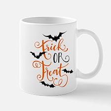 TRICK OR TREAT [bats] Mugs