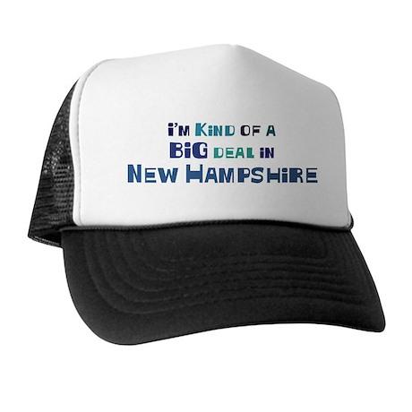Big Deal in New Hampshire Trucker Hat
