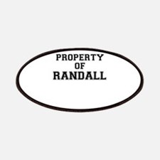 Property of RANDALL Patch