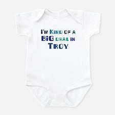 Big Deal in Troy Infant Bodysuit