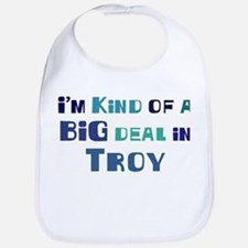 Big Deal in Troy Bib