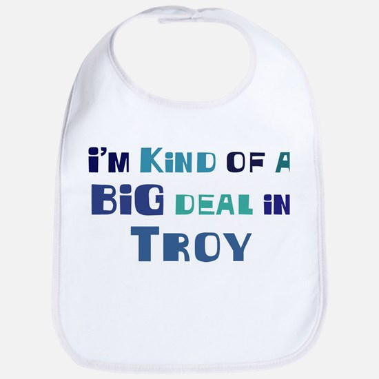 Big Deal in Troy Bib