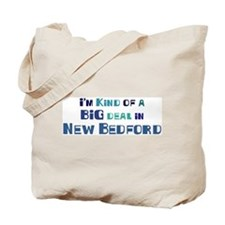 Big Deal in New Bedford Tote Bag