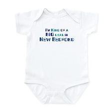 Big Deal in New Bedford Infant Bodysuit