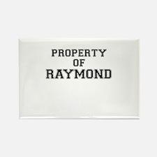 Property of RAYMOND Magnets