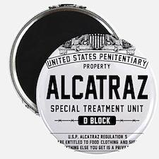 Alcatraz S.T.U. Magnets