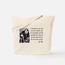 Oscar Wilde 6 Tote Bag