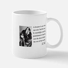 Oscar Wilde 6 Mug
