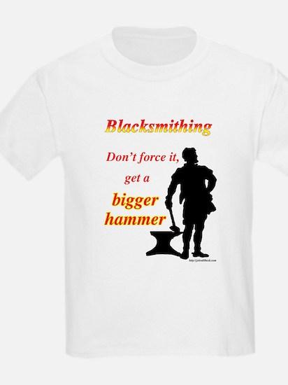 Get a bigger hammer T-Shirt