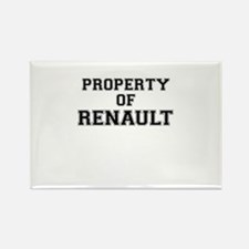 Property of RENAULT Magnets