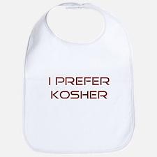 I prefer Kosher Bib