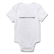 MEMBER OF THE TRIBE Infant Bodysuit