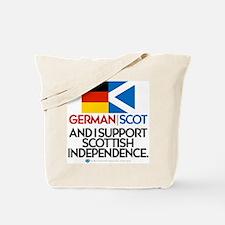 German/Scot Tote Bag