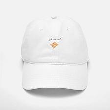 got matzah? Baseball Baseball Cap