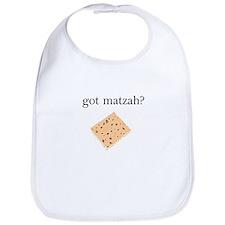 got matzah? Bib