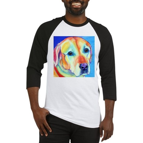 Yellow Lab Baseball Jersey