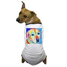 Yellow Lab Dog T-Shirt