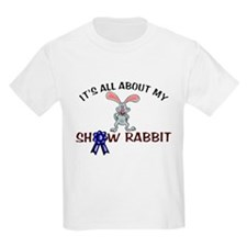 Show Rabbit T-Shirt