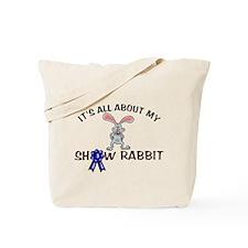 Show Rabbit Tote Bag