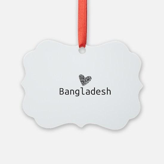 Bangladesh Ornament