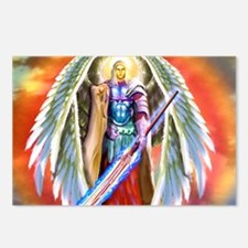 Angel Michael Postcards (Package of 8)