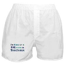 Big Deal in Tanzania Boxer Shorts