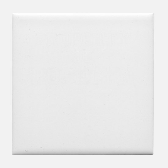 Property of ROSELYN Tile Coaster