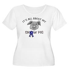 Show Pig T-Shirt