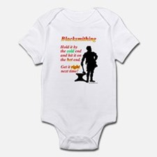 Hit Hot End Infant Bodysuit