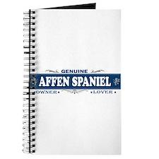 AFFEN SPANIEL Journal