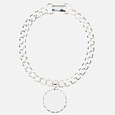 Property of SANIYAH Charm Bracelet, One Charm