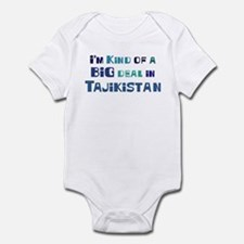 Big Deal in Tajikistan Infant Bodysuit