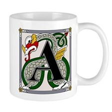 Celtic Dragon Art A Mug