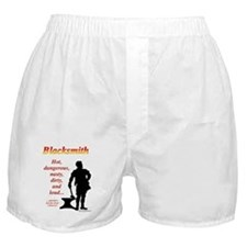 Hot nasty dirty loud Boxer Shorts
