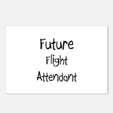 Future Flight Attendant Postcards (Package of 8)