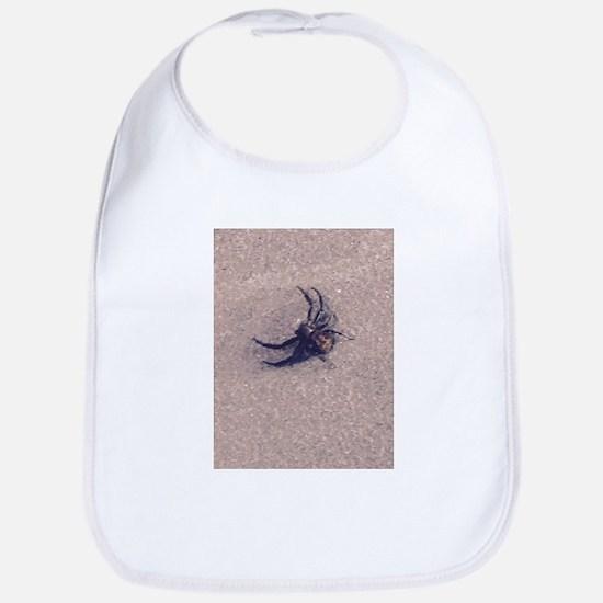 Creepy Spider 4Madge Bib