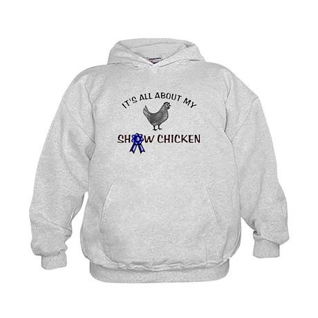 Show Chicken Kids Hoodie
