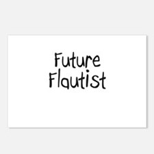 Future Flautist Postcards (Package of 8)