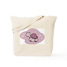 Cute Baby turtle Tote Bag