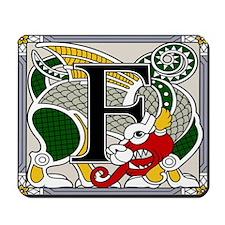 Celtic Dragon Art F Mousepad