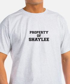 Property of SHAYLEE T-Shirt