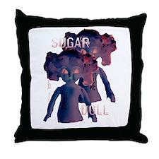 SUGARDOLL BY JVB Throw Pillow