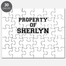 Property of SHERLYN Puzzle