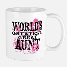 Great Aunt Small Mugs