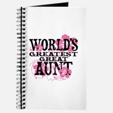 Great Aunt Journal