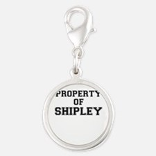 Property of SHIPLEY Charms