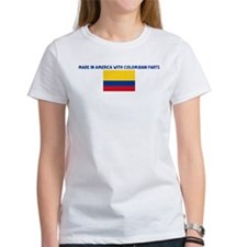 MADE IN AMERICA WITH COLOMBIA Tee