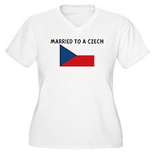 MARRIED TO A CZECH T-Shirt