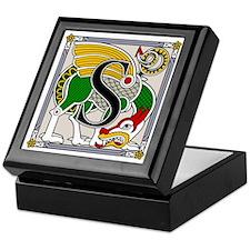 Celtic Dragon Art S Keepsake Box